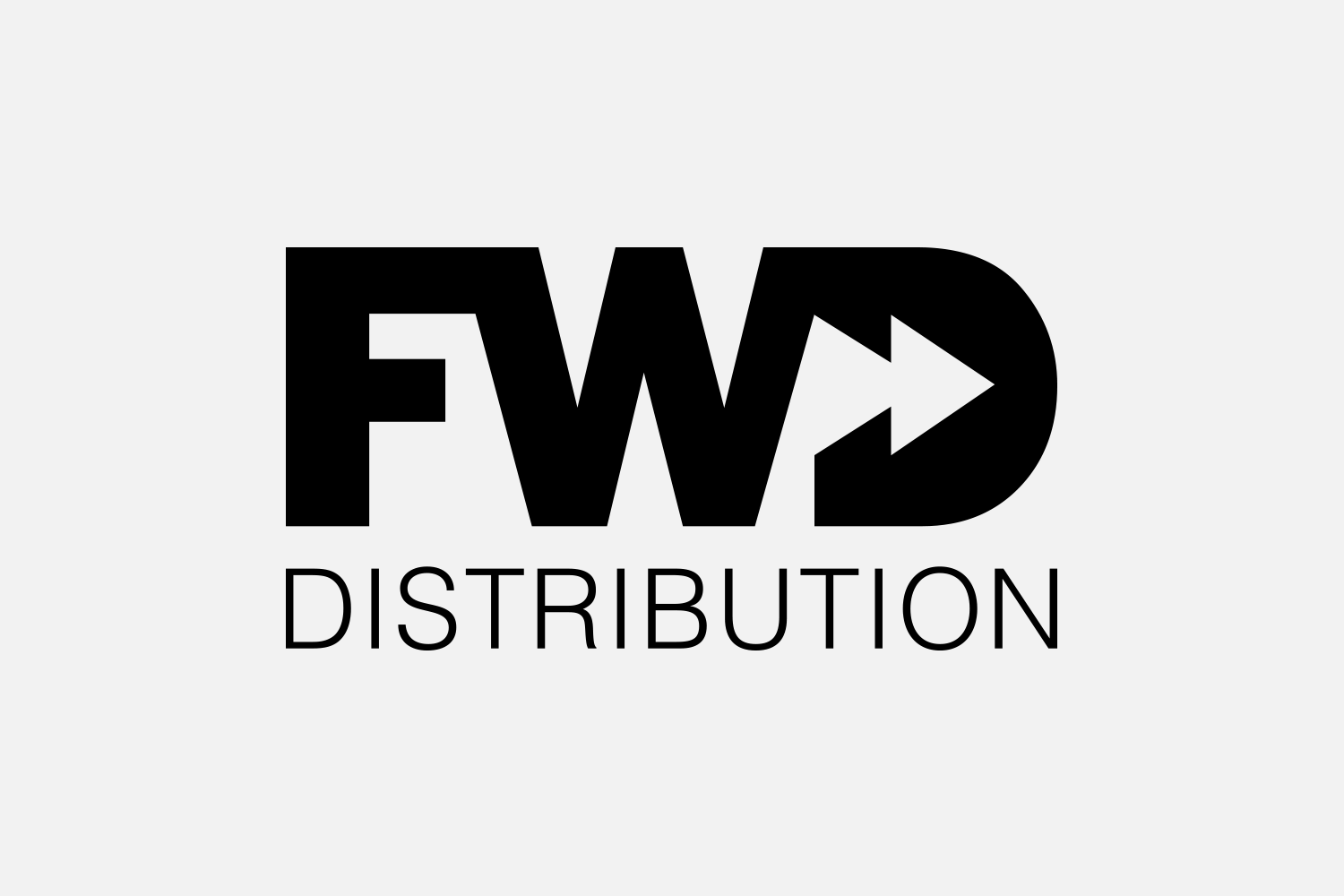 LOGO DESIGN - FWD DISTRIBUTION